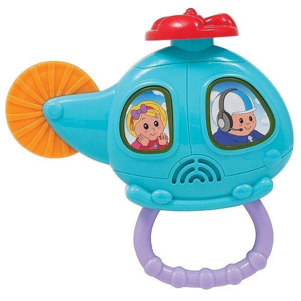 Helicóptero Musical - Buba