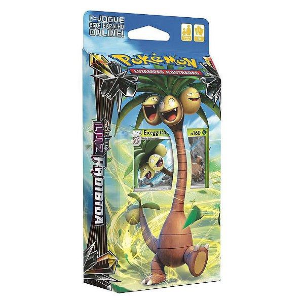 Baralho Pokémon - Aniquilação Tropical - Copag