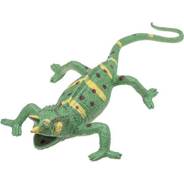 Animal World Estica - Lagarto Iguana - Buba