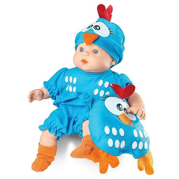 Galinha Pintadinha Mini e Meu Bebê - Roma
