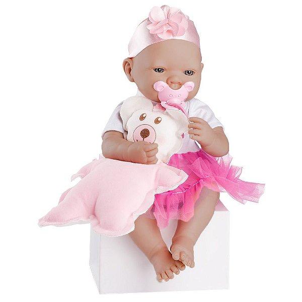 Bebezinho Menina Real - Roma