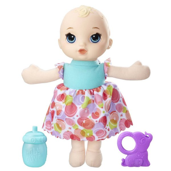 Baby Alive Hora do Sono - Hasbro