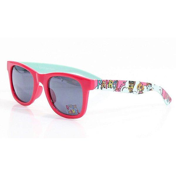 Óculos de Sol Patulha Canina - Rosa - DTC