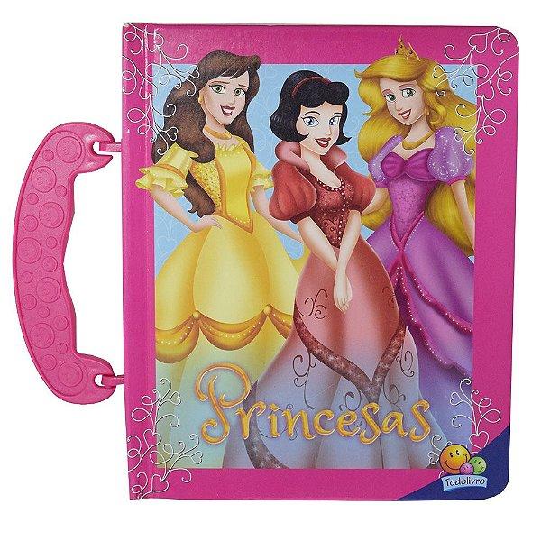 Livro Minha Maletinha de Princesas - Todolivro