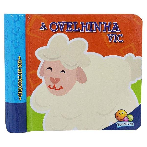 Livro Chacoalhe-me! - A Ovelinha Vic - Todolivro