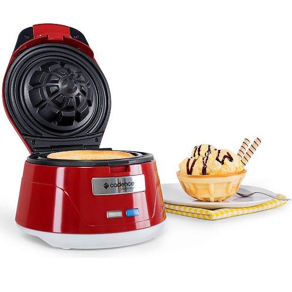 Máquina Waffle Bowl - Cadence