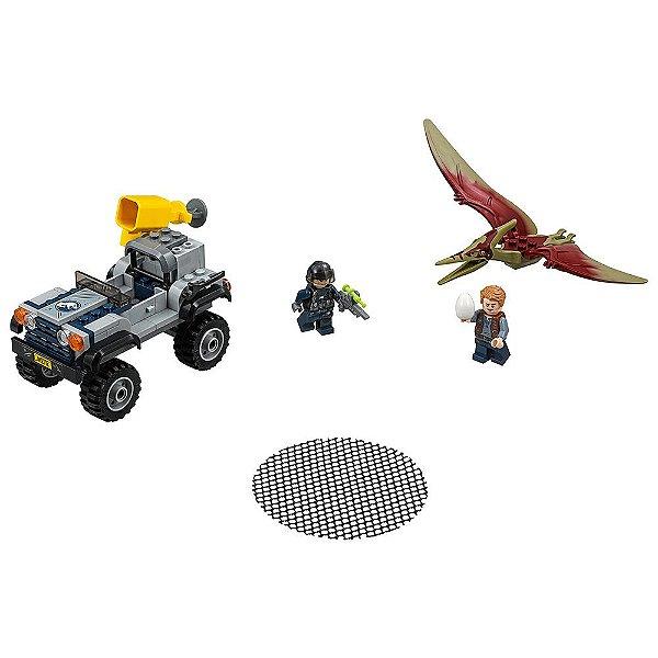Lego Jurassic World - Perseguição ao Pteranodonte - 126 Peças - Lego