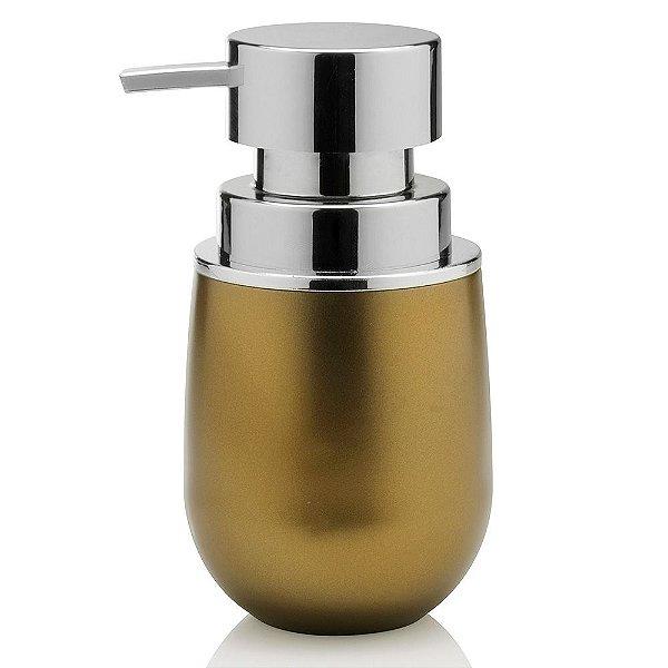 Porta Sabonete Líquido New Belly Vintage - Dourado - Ou