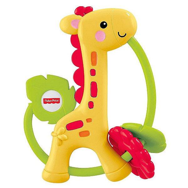 Mordedor Girafinha - Fisher Price