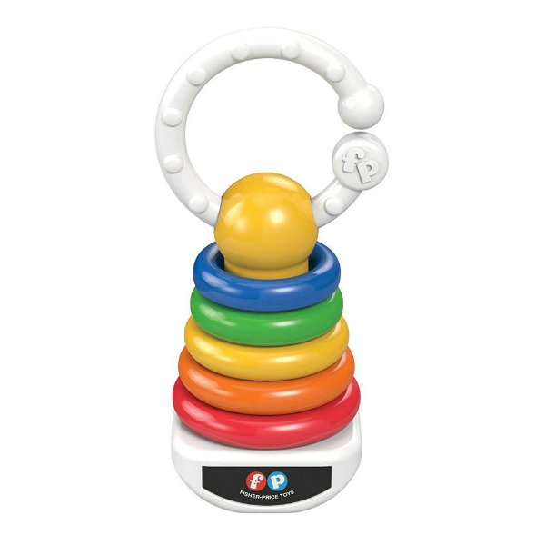 Mini Pilha de Argolas - Fisher Price