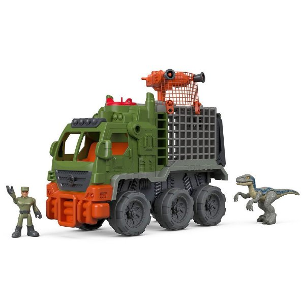 Imaginext Caminhão Dinossauro - Jurassic World - Mattel