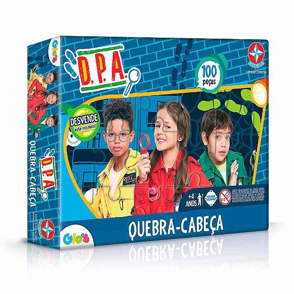 Quebra-Cabeça D.P.A - 100 Peças - Estrela