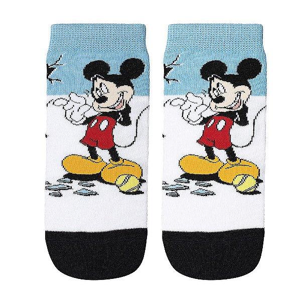 Meia Infantil Mickey Feliz - Lupo