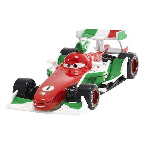 Carros 3 - Francesco Bernoulli - Mattel