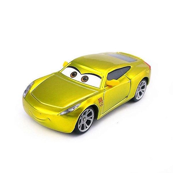 Carros 3 - Cruz Ramírez Metálico - Mattel