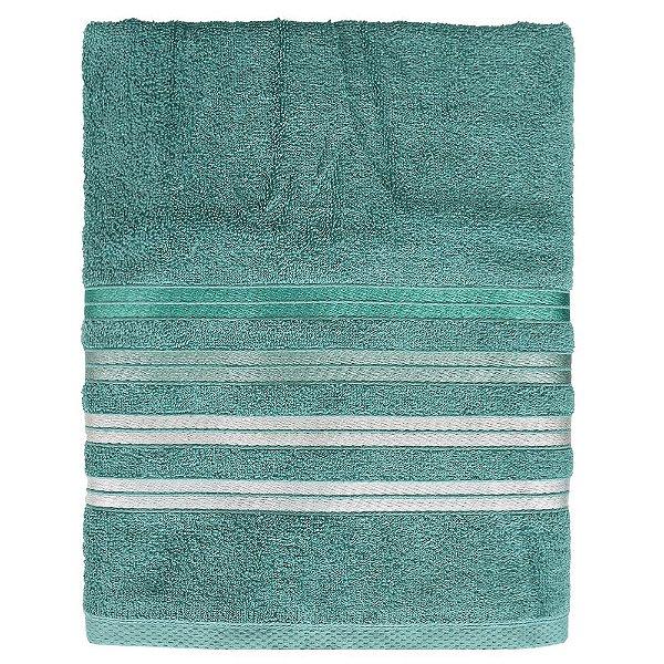 Toalha de Banho Total Mix Dakar - Verde/Prata Artex