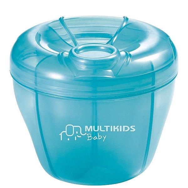 Dosador de Leite em Pó Azul - Multikids