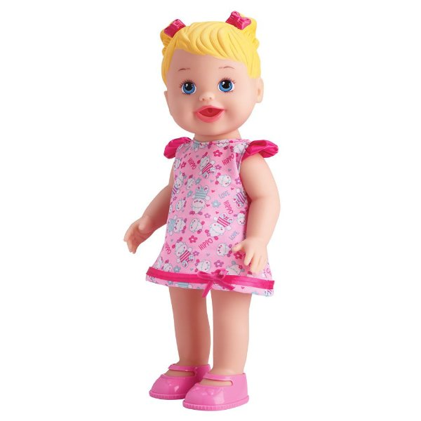 Boneca My Little Colecttion Cuidados - Divertoys