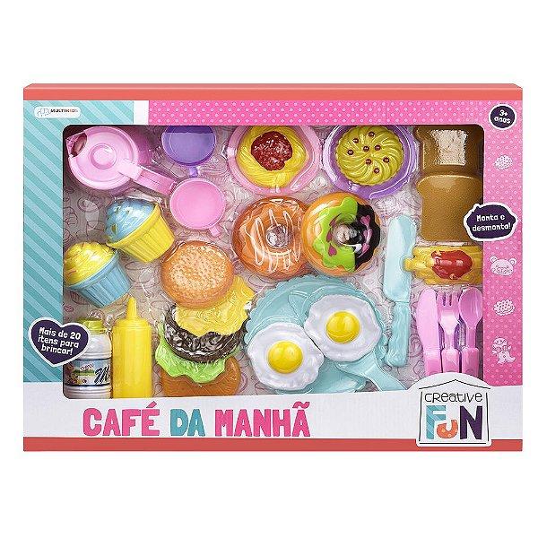 Creative Fun Café da Manhã - Multikids