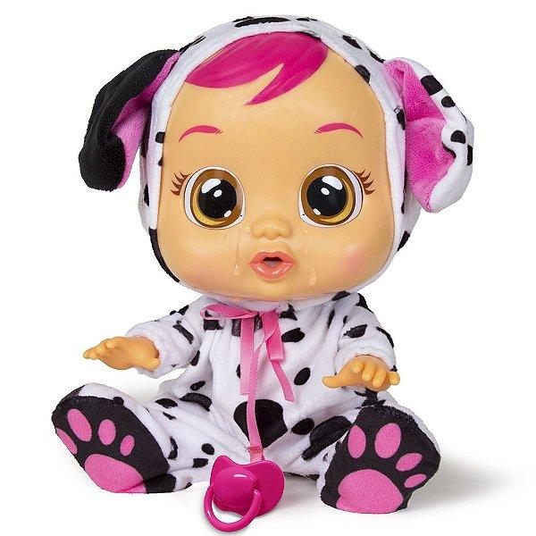 Boneca Cry Babies - Dotty - Multikids