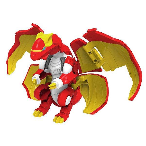 Ryukari Fire Dragon - Multikids