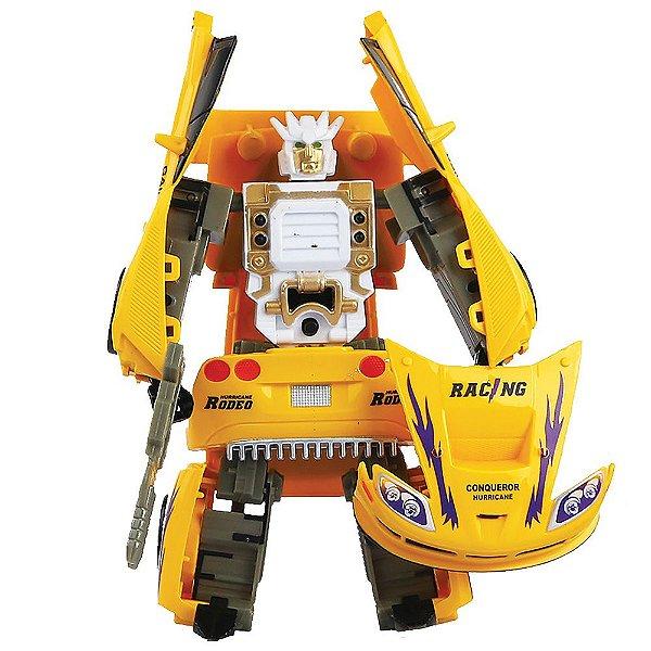 Robô Transformável - Super Speed - Buba