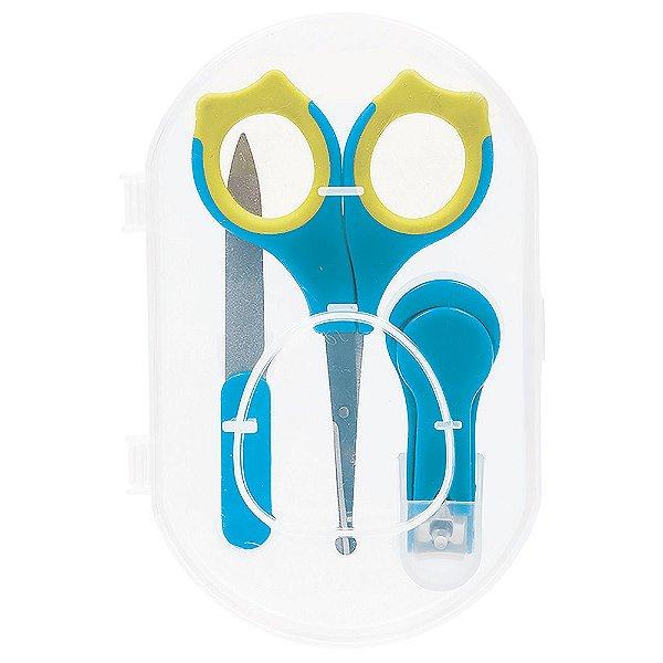 Kit Manicure Baby Azul - Buba