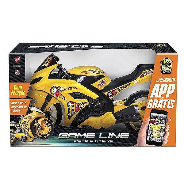 Game Line Moto E-Racing App - BS Toys