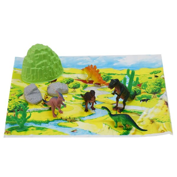 Kit Animal World - Dinossauros - Buba