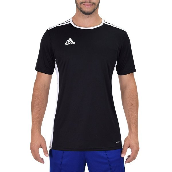 ... Camisa Masculina Jerseys Maillot - Preta - Adidas - Casa Joka  5f591ec5ab6218 ... cec526fcc51f5
