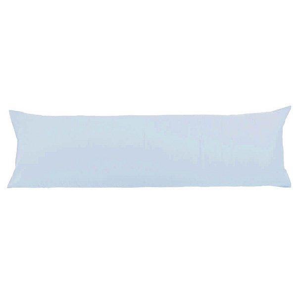 Fronha para Body Pillow - Azul Estrelar - Travesseiro de Corpo - Altenburg