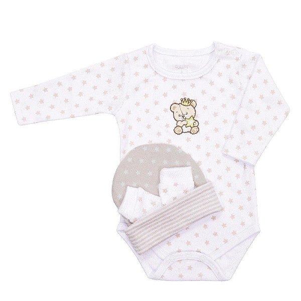 Baby Kit Presente - Superstar - 3 Peças - Colibri