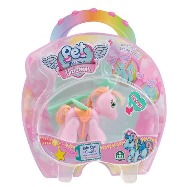Pet Parade Unicorn - Rosa - Multikids