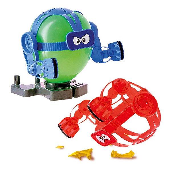 Batalha dos Balões - Dican