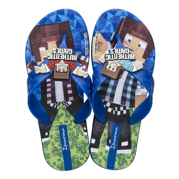 Chinelo Infantil Authentic Games - Ipanema