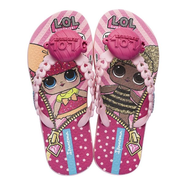 Chinelo Infantil LOL Surprise Doll - Ipanema