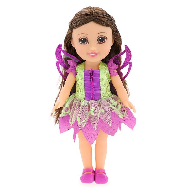 Boneca Sparkle Girlz - Fada Morena - DTC
