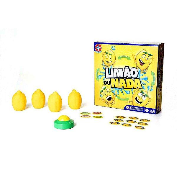Jogo Limão ou Nada - Estrela