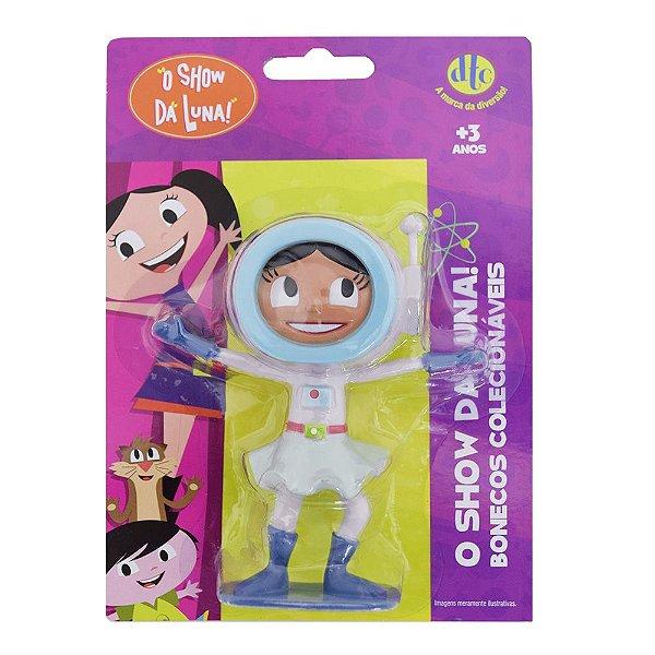 Boneca O Show da Luna - Luna Astronauta - DTC