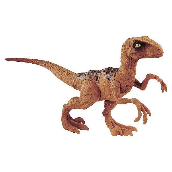 Figura Jurassic World - Velociraptor - Mattel