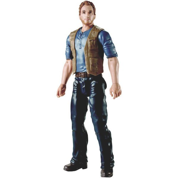Figura Jurassic World - Owen - Mattel