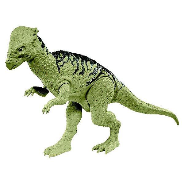 Figura Jurassic World - Pachycephalosaurus - Mattel