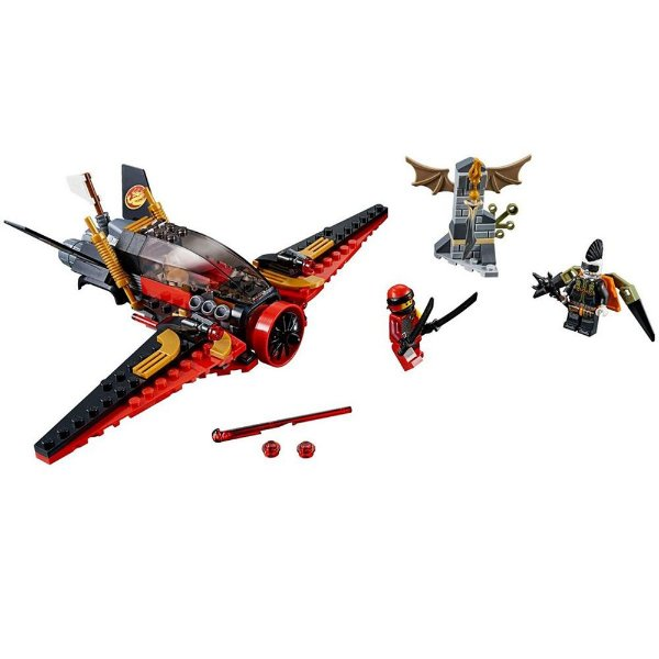Lego Ninjago - Asa do Destino - 181 Peças - Lego
