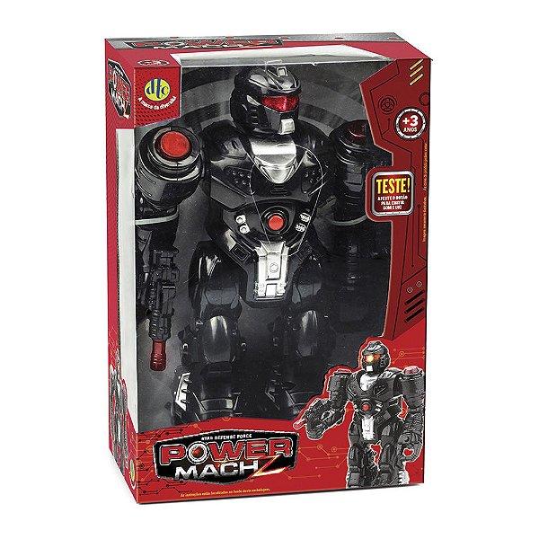 Robô Power Mach - DTC