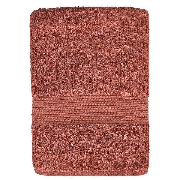Toalha de Banho Gigante Canelada Fio Penteado - Vermelho 1963 - Buddemeyer