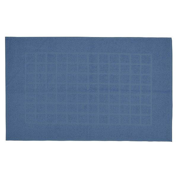 Toalha de Piso Royal II - Azul - Döhler