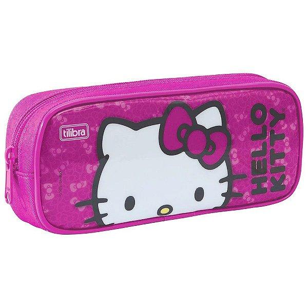 Estojo Hello Kitty - Tilibra