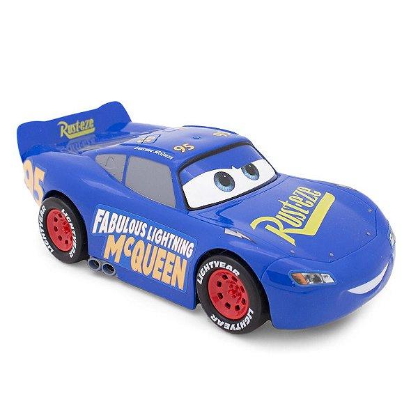 Carros de Fricção - Fabuloso Relâmpago McQueen - Toyng