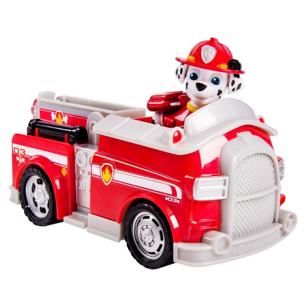Caminhão de Bombeiros Marshall - Patrulha Canina - Sunny