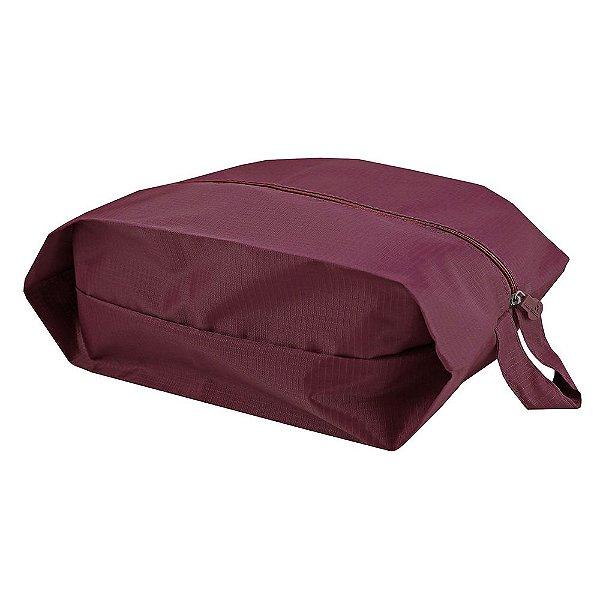 Bolsa Para Sapato - Marsala - Jacki Design